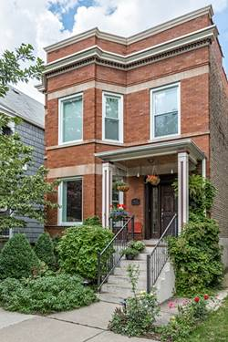 3912 N Bell, Chicago, IL 60618 North Center
