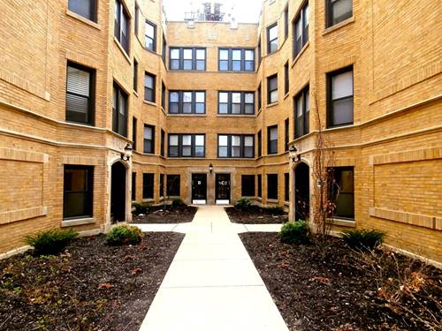2803 W Lawrence Unit D3N, Chicago, IL 60625 Lincoln Square