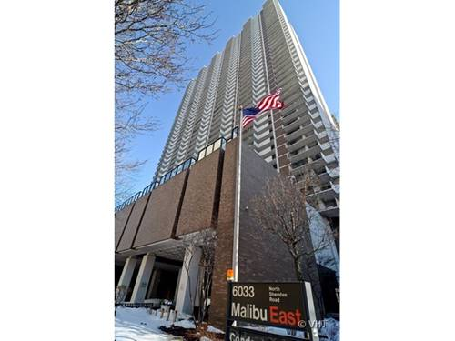 6033 N Sheridan Unit 37E, Chicago, IL 60660 Edgewater