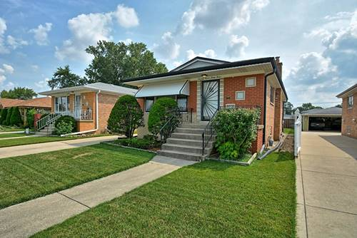7733 Rutherford, Burbank, IL 60459