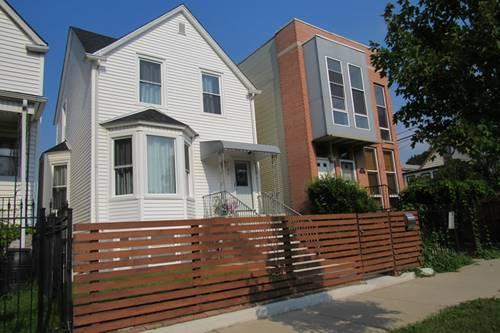 2144 N Lawndale, Chicago, IL 60647