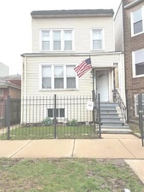 3431 W Dickens, Chicago, IL 60647 Logan Square