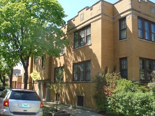 2336 W Grace Unit 1, Chicago, IL 60618 North Center