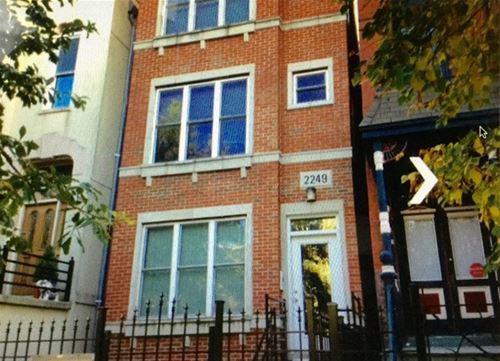 2249 W Monroe Unit 3, Chicago, IL 60612