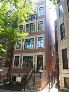 831 W Buckingham Unit 2, Chicago, IL 60657 Lakeview