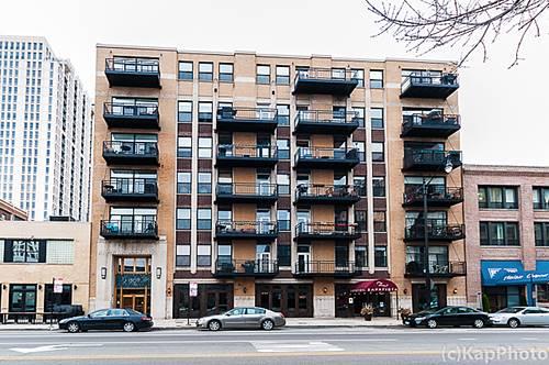 1307 S Wabash Unit 505, Chicago, IL 60605 South Loop