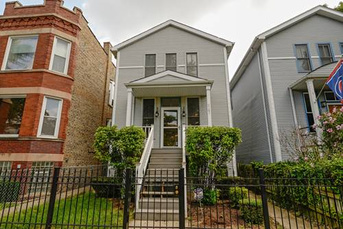 3305 N Seeley, Chicago, IL 60618 Roscoe Village