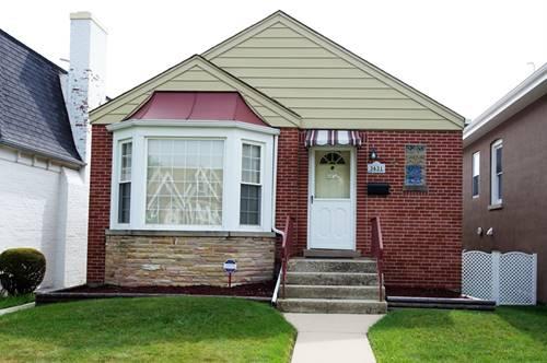 3631 Wisconsin, Berwyn, IL 60402