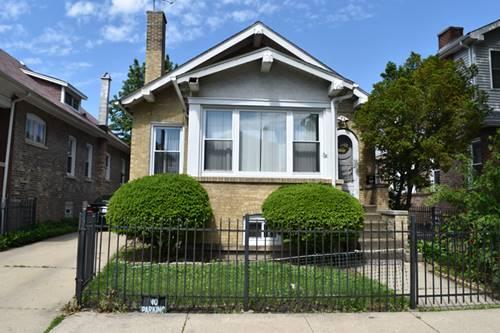 4826 N Hamlin, Chicago, IL 60625