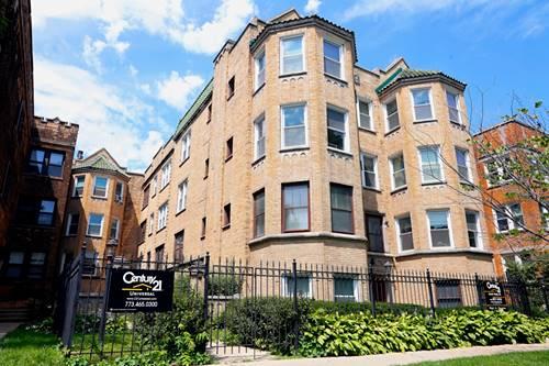6422 N Claremont Unit 3S, Chicago, IL 60645