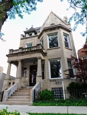 1348 W Wellington Unit 3, Chicago, IL 60657 Lakeview