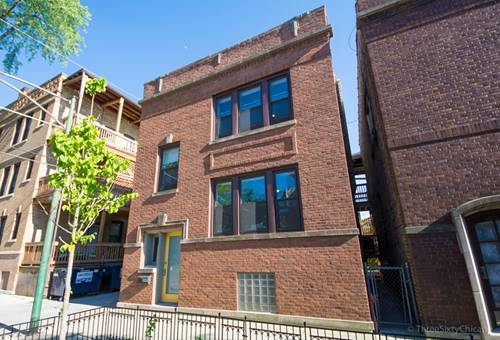 1649 W Waveland, Chicago, IL 60613 Lakeview