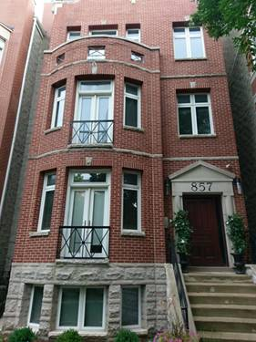 857 W Wrightwood Unit 2, Chicago, IL 60614 Lincoln Park