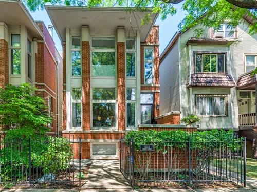 1222 W George, Chicago, IL 60657 Lakeview