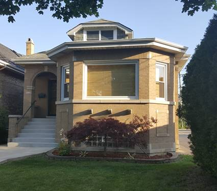 5545 W Agatite, Chicago, IL 60630