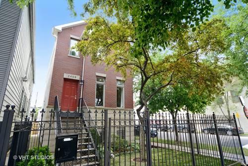 2459 W Cortland, Chicago, IL 60647