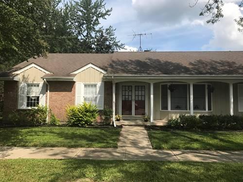 837 Hamlin, Flossmoor, IL 60422