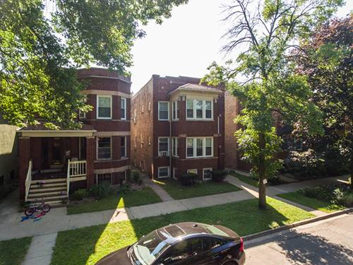 4825 N Leavitt, Chicago, IL 60625 Lincoln Square