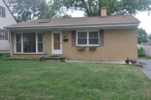 411 W Taylor, Lombard, IL 60148
