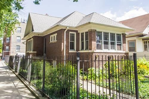 4859 N Monticello, Chicago, IL 60625
