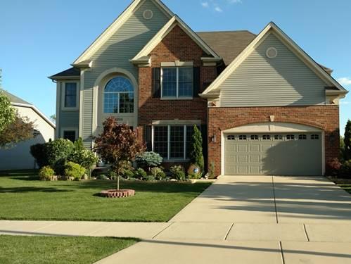 26205 W Milestone, Plainfield, IL 60585