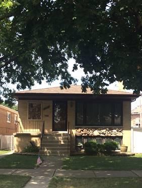 5112 S Melvina, Chicago, IL 60638