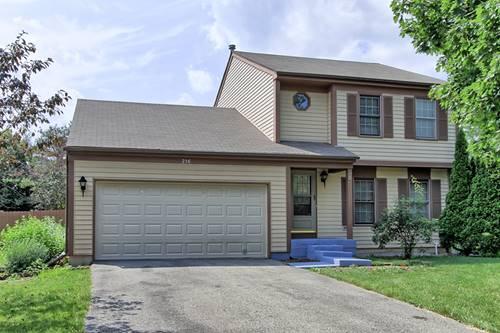 216 Saratoga, Gurnee, IL 60031