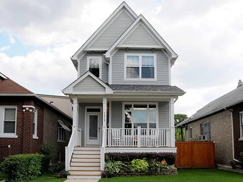 5813 W Warwick, Chicago, IL 60634