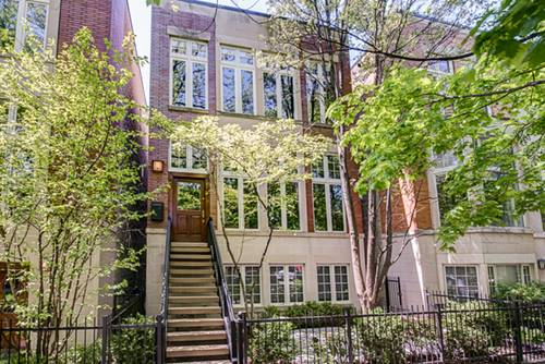2632 N Greenview, Chicago, IL 60614 West Lincoln Park
