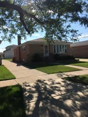 4845 N Ridgewood, Norridge, IL 60706