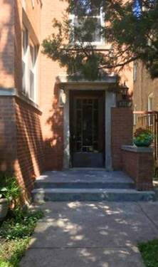 6327 N Oakley Unit 1, Chicago, IL 60659