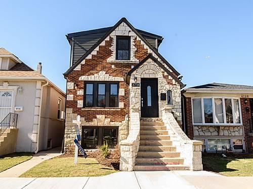4718 N Kewanee, Chicago, IL 60630