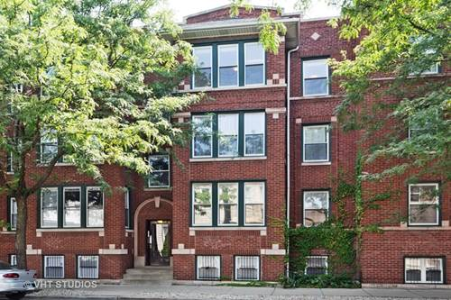 2305 N Kimball Unit 3, Chicago, IL 60647 Logan Square