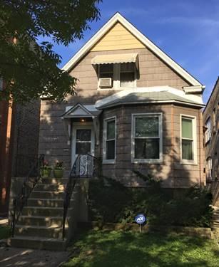 4129 N Troy, Chicago, IL 60618