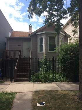 1850 N Fairfield, Chicago, IL 60647