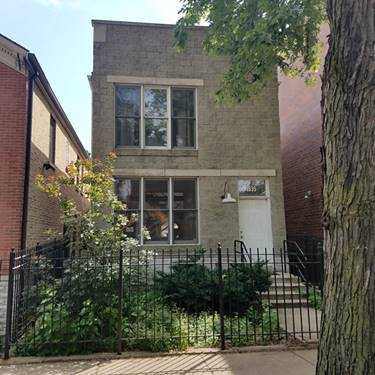1835 N Honore, Chicago, IL 60622 Bucktown