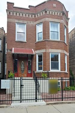 2151 N Avers, Chicago, IL 60647