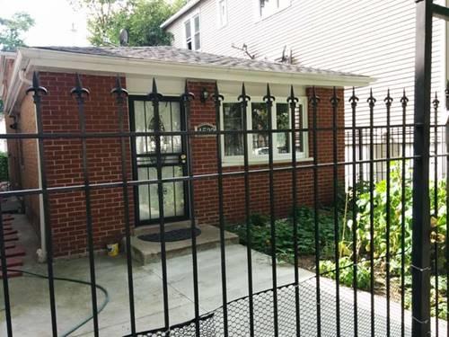 4522 S Hermitage, Chicago, IL 60609