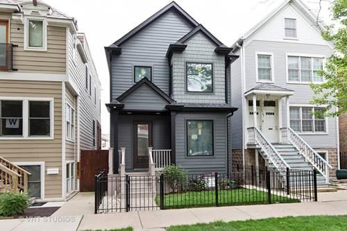 2709 N Richmond, Chicago, IL 60647 Logan Square