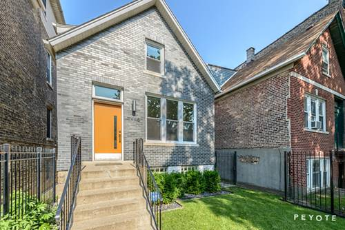 1445 N Bell, Chicago, IL 60622 Wicker Park