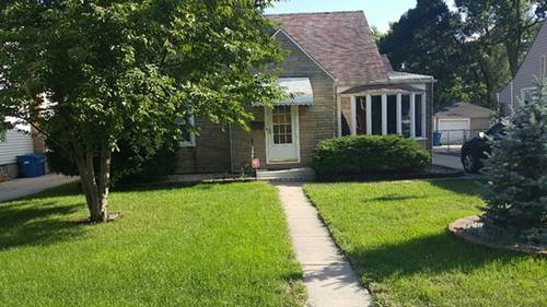 10425 W Dickens, Melrose Park, IL 60164