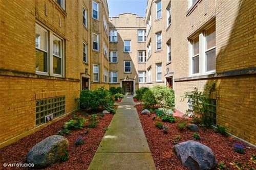3406 N Bell Unit 2, Chicago, IL 60618 Roscoe Village