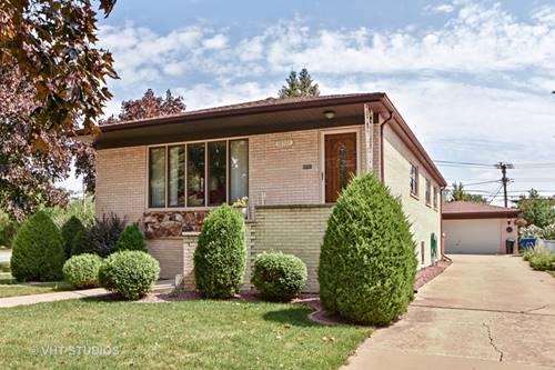 10301 Cook, Oak Lawn, IL 60453