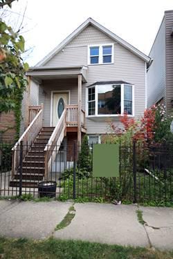 3423 W Dickens, Chicago, IL 60647 Logan Square