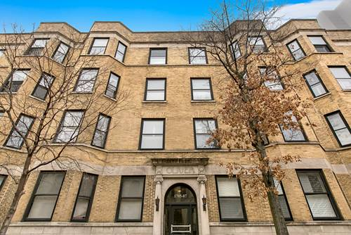 1707 N Crilly Unit 4E, Chicago, IL 60614 Lincoln Park