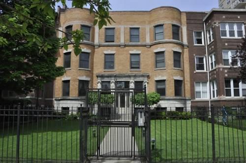 4336 N Sheridan Unit 3N, Chicago, IL 60613 Uptown