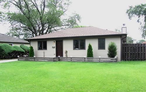 8263 W Foster, Norridge, IL 60706