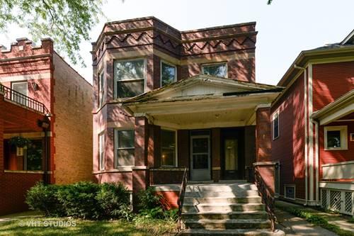 1724 W Winnemac, Chicago, IL 60640 Andersonville