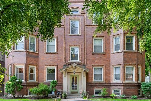 1849 W Waveland Unit 1, Chicago, IL 60613