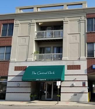 2951 Central Unit 306, Evanston, IL 60201